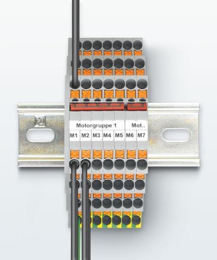 菲尼克斯-PT直插式接线端子