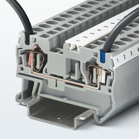 菲尼克斯-ST弹簧接线端子