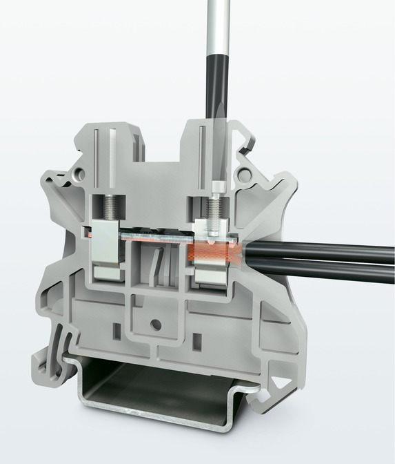 菲尼克斯-UK系列螺钉接线端子
